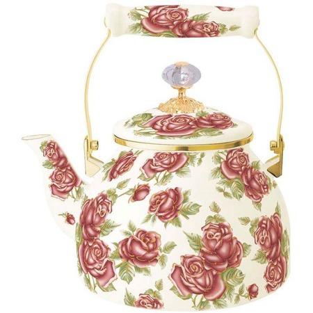 Купить Чайник эмалированный Zeidan Z-4289-02
