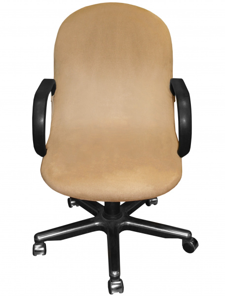 Натяжной чехол на компьютерное кресло Медежда «Лидс»