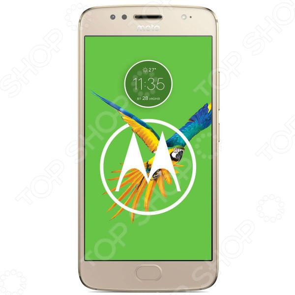 Смартфон Motorola Moto G5S 32Gb смартфон motorola moto g5s 32gb xt1794 grey