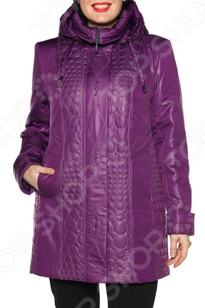 Куртка Pit.Gakoff «Прохладный романс». Цвет: фиолетовый