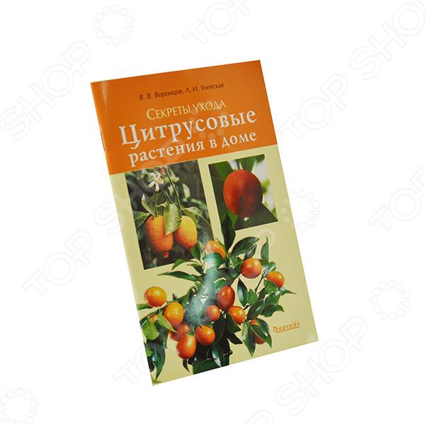 В этой книге вы найдете информацию о самых популярных комнатных цитрусовых растениях. Они не только декоративны, но и способны наполнить воздух помещений изысканными и полезными ароматами. Однако к каждому из них требуется индивидуальный подход и создание максимально благоприятных условий для роста, пышного цветения и формирования душистых, сочных и ярких плодов. Прекрасные фотографии и подробная информация о тонкостях содержания растений позволят вам научиться правильно ухаживать за ними: поливать, сажать, пересаживать, подкармливать, обрезать. Следуйте советам авторов, и ваши растения станут эффектным и стильным украшением интерьера.