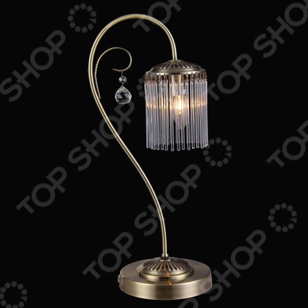 Лампа настольная Natali Kovaltseva Olbia 11397/1 Antique natali kovaltseva люстра natali kovaltseva olbia 11397 5c antique
