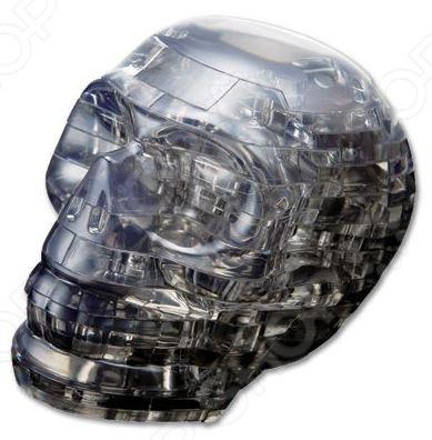 Пазл-конструктор 3D Crystal Puzzle «Череп» пазлы magic pazle объемный 3d пазл эйфелева башня 78x38x35 см