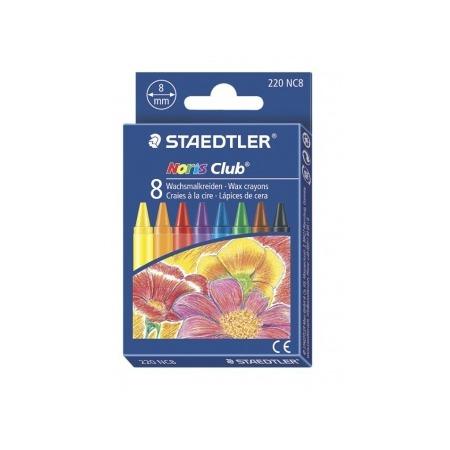 Купить Набор восковых мелков Staedtler 220NC804