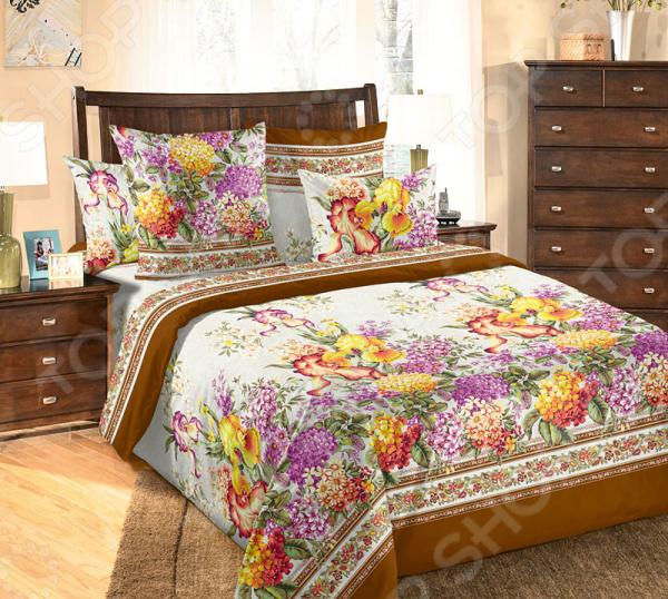Комплект постельного белья Белиссимо «Шарлотта». 2-спальный