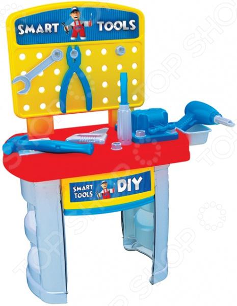 Игровой набор инструментов DIY «Верстак»