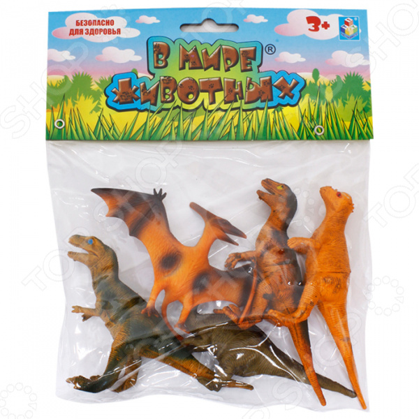 Динозавры 1 TOY Т53861