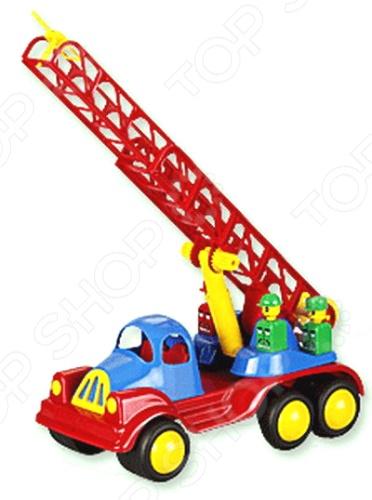 Машина игрушечная HEMAR пожарная