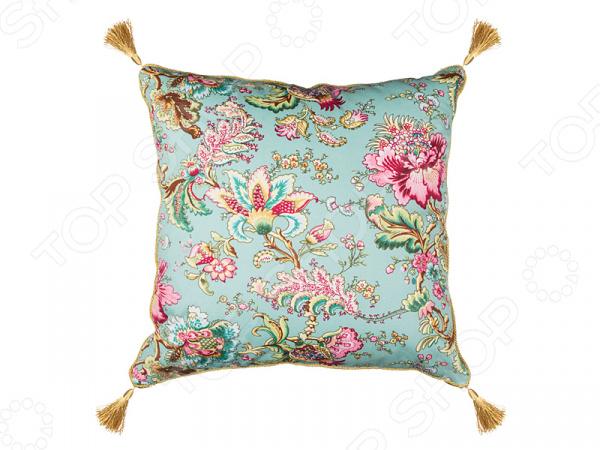 Подушка декоративная Santalino «Райский сад» 850-818-61 сидушка на стул santalino райский сад 850 818 5