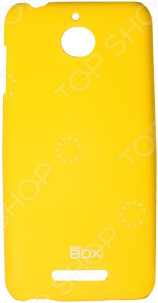 Чехол защитный skinBOX HTC Desire 510 защитная пленка для мобильных телефонов snda htc desire d516w 516t d316d htcd316d