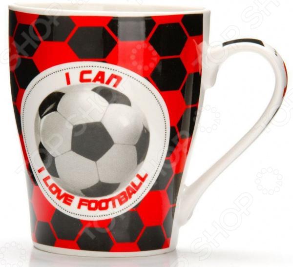 Кружка Loraine «Футбол» 26655-3