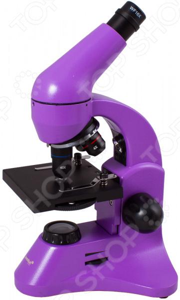 Микроскоп Levenhuk 50L Plus микроскоп levenhuk rainbow 50l plus lime 69054
