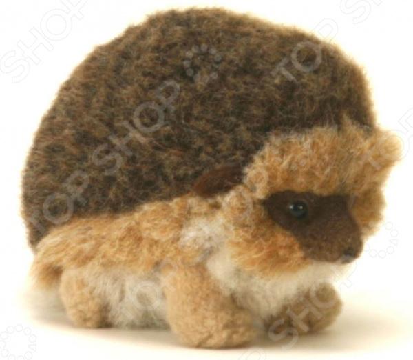 Мягкая игрушка Hansa «Ежик» 3101 мягкие игрушки hansa пустынный ежик 25 см