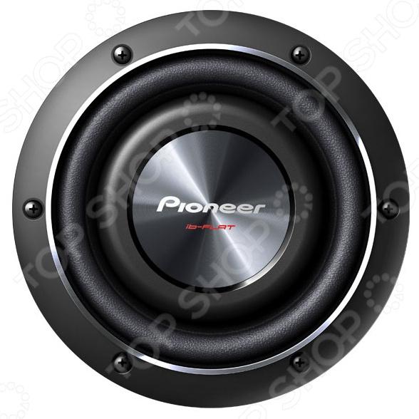 Автосабвуфер Pioneer TS-SW3002S4 сабвуфер pioneer ts wx210a динамик 8 150вт 2ом