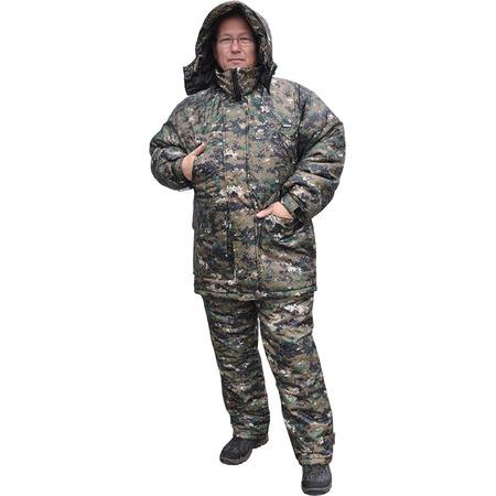 Купить Костюм для охоты и рыбалки зимний ALASKA «Егерь»