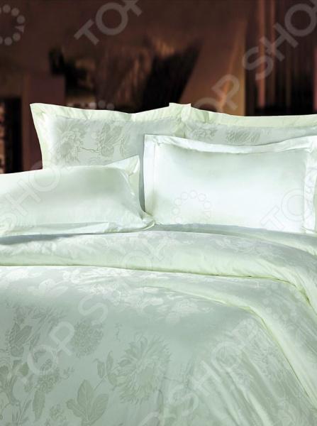 Комплект постельного белья Mona Liza Пион. 1,5-спальный