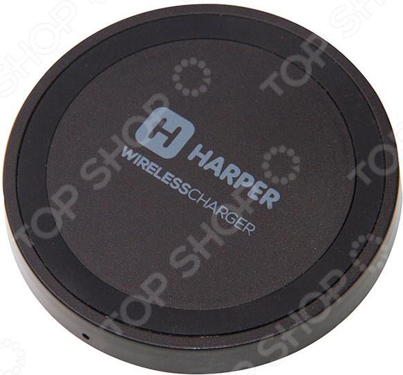Зарядное устройство беспроводное Harper QCH-2070 телефон dect gigaset l410 устройство громкой связи