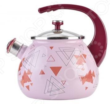 Чайник со свистком LAUREL Life in graphics gipfel чайник для кипячения воды visit 2 7 л