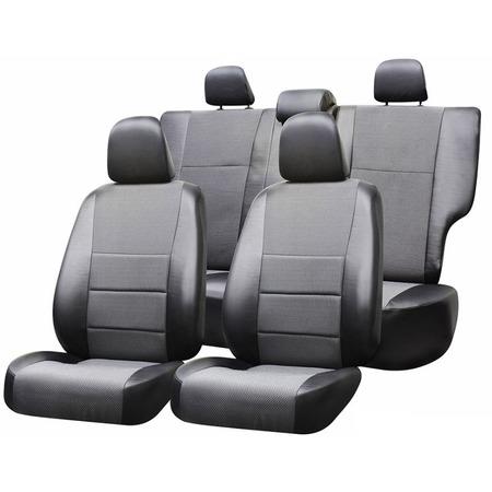 Купить Набор чехлов для сидений Defly Chevrolet Niva, 2002-2014, экокожа