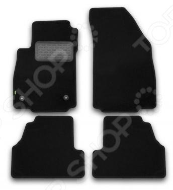 Комплект ковриков в салон автомобиля Klever Opel Mokka 2012 Standard как оформить куплю продажу автомобиля 2012