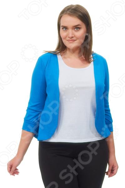 Жакет Матекс «Де Марко». Цвет: голубой