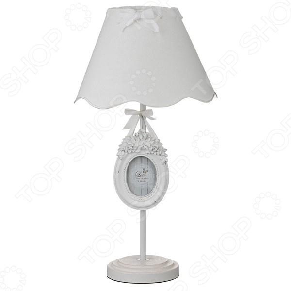 Светильник настольный с абажуром Lefard 222-620