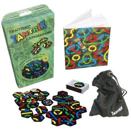 Купить Игра настольная Tantrix «Карманный набор»