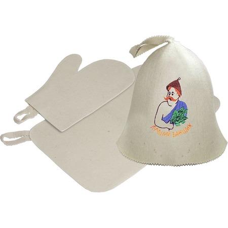 Купить Набор для бани Банные штучки 41085