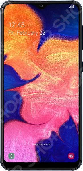 Смартфон Samsung Galaxy A10
