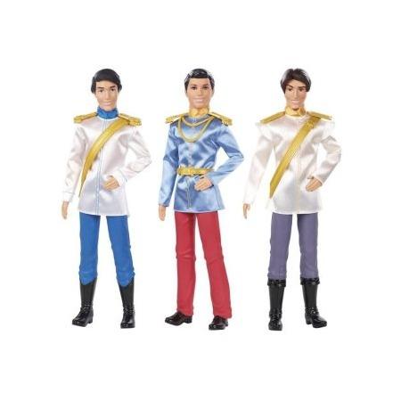 Купить Кукла Mattel «Принц». В ассортименте