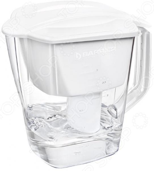 Фильтр-кувшин для воды Барьер «Гранд». Объем: 4 л фильтр кувшин барьер гранд нева индиго