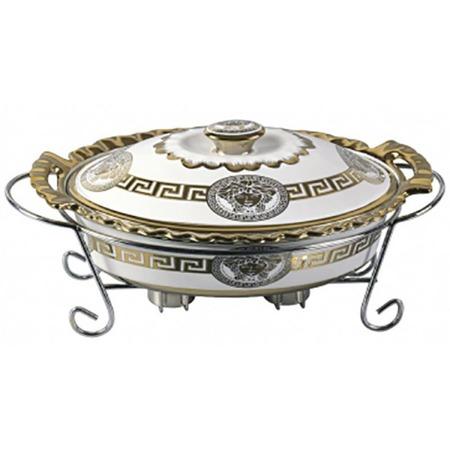 Купить Мармит Zeidan овальный «Версаче»