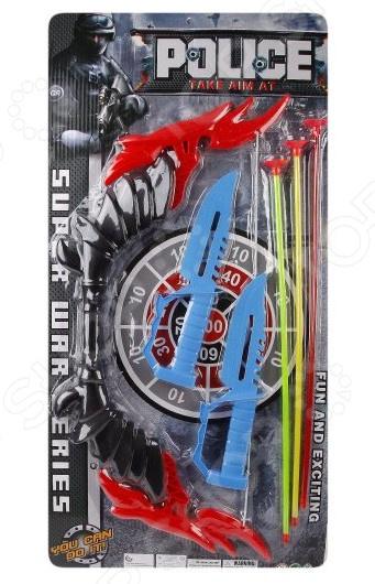 Игровой набор для мальчика Наша Игрушка «Полиция» 637815