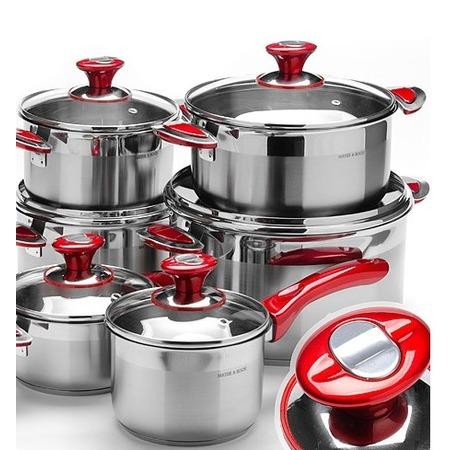 Купить Набор посуды Mayer&Boch «Домашний кулинар» 12 предметов