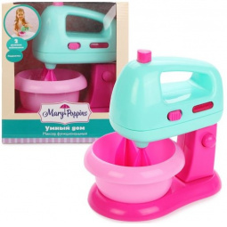 Миксер игрушечный Mary Poppins «Умный дом»