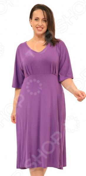 Платье Матекс «Нежная радость». Цвет: сиреневый