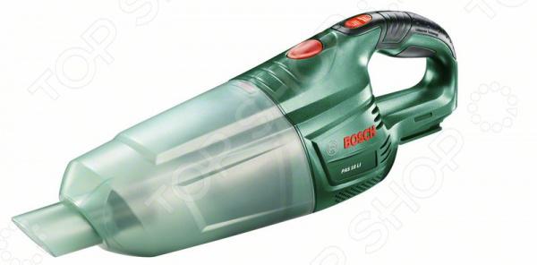 Пылесос автомобильный Bosch PAS 18 LI без аккумулятора и зарядного устройства
