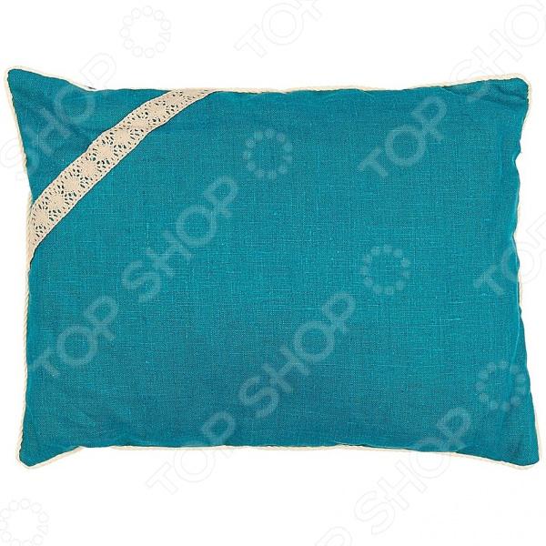Подушка Био-Текстиль «Кедровая магия» Blue подушка ортопедическая для шеи био текстиль подкова