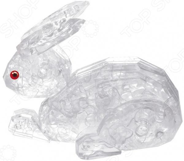 Кристальный пазл 3D Educational Line «Заяц»