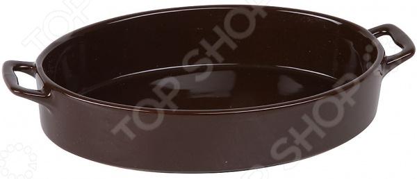 Форма для выпечки керамическая с ручками Pomi d'Oro