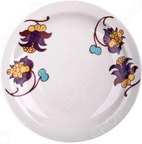 Тарелка десертная Biona «Мили»