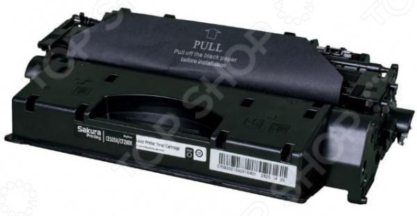 Картридж Sakura CE505X/CF280X для HP Laserjet 400M/401DN P205/LJ M425,P2055/P2055D/P2055DN