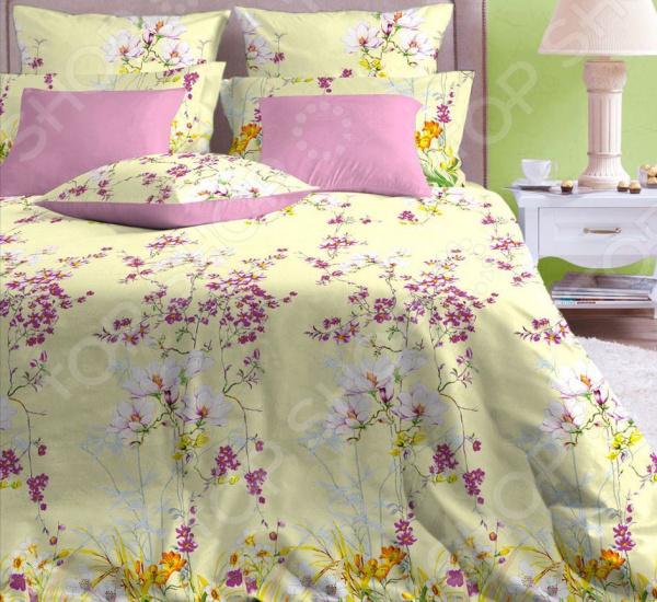 Комплект постельного белья Хлопковый Край «Весна»