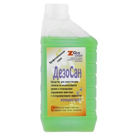 Жидкость для уничтожения запахов Zoo Clean концентрированная «ДезоСан»