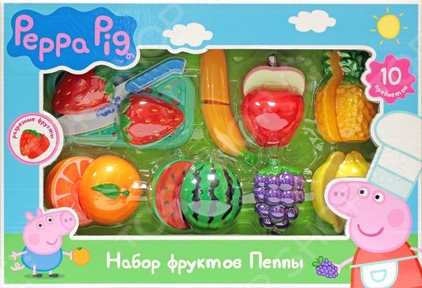 Игровой набор для ребенка Peppa Pig «Фрукты»