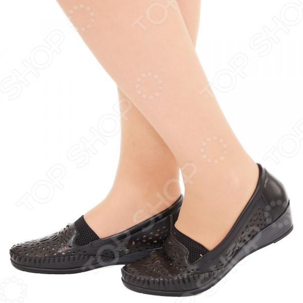 Туфли EGO «Арго». Цвет: черный