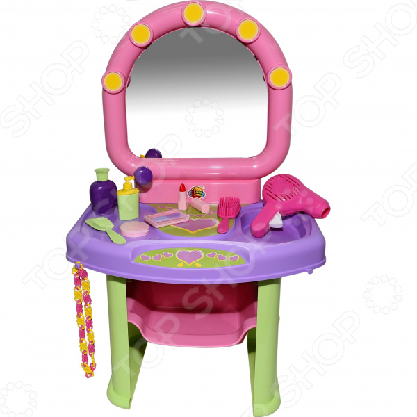 Игровой набор для девочки Coloma Y Pastor в пакете «Салон красоты»