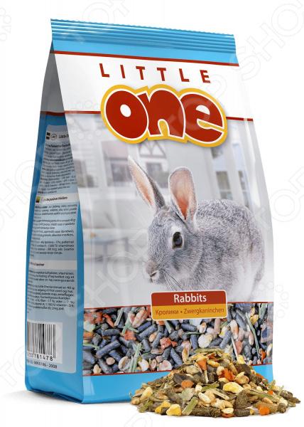 Корм для кроликов Little One с витаминами и минералами