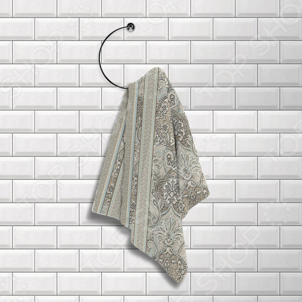 Полотенце вафельное Романтика «Византия» полотенце вафельное 50 70 романтика розовый ноктюрн