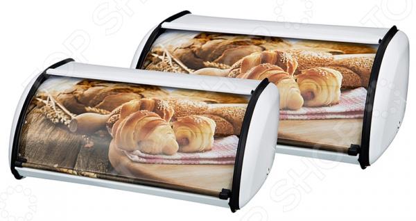 Набор из 2-х хлебниц Agness 938-045
